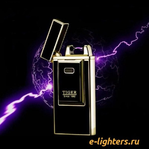 Tiger Lighter Black
