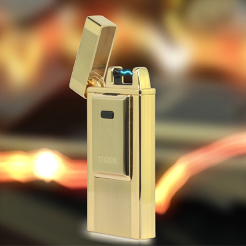 Tiger Lighter Gold